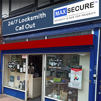 Locksmith store in Muswell Hill